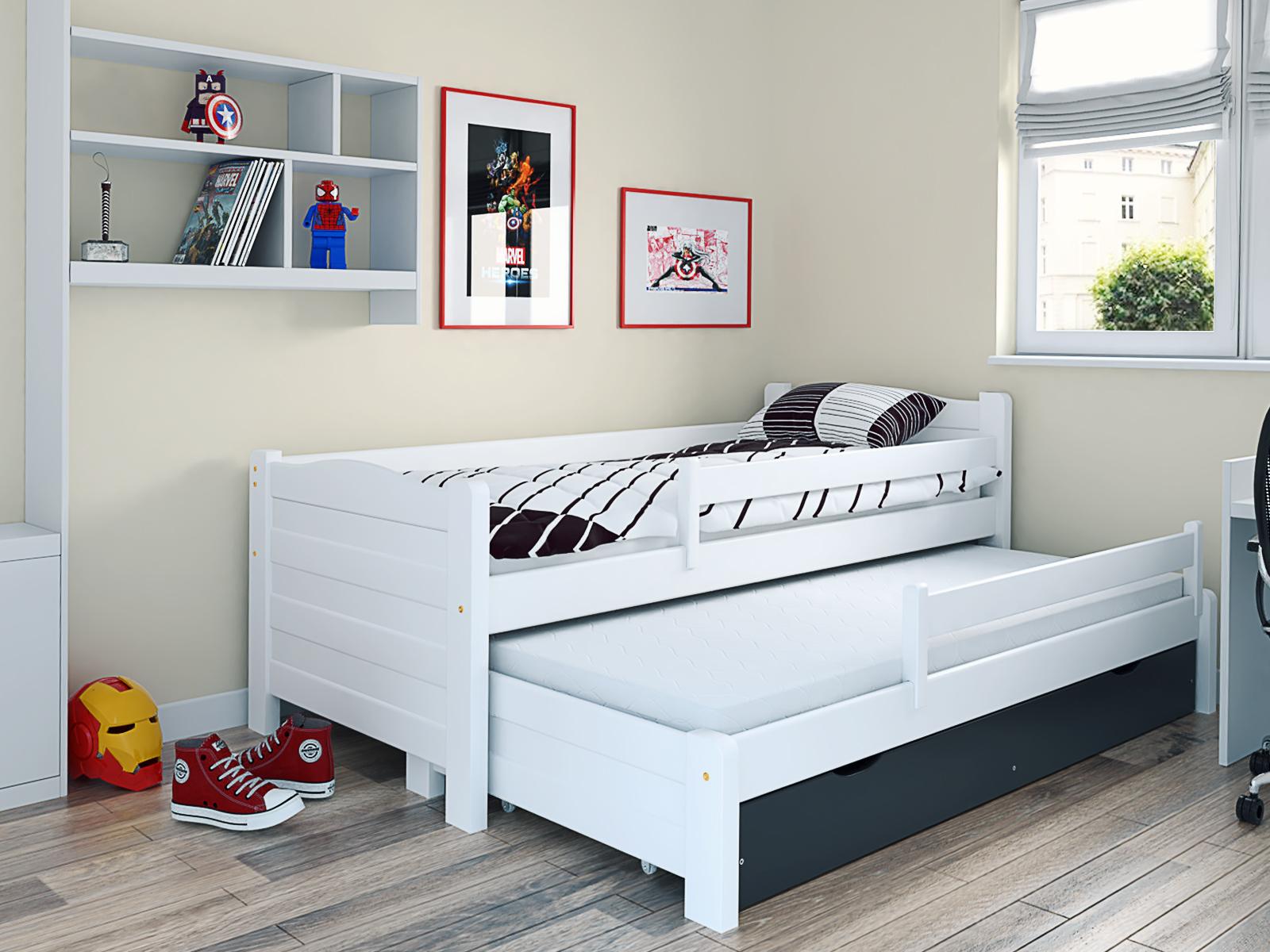 łóżko Duo Plus 180x80